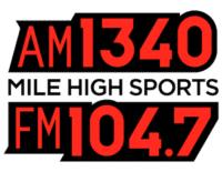 Mile High Sports Radio 1340 KDCO 104.7 Denver
