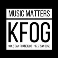 104.5 KFOG San Francisco Matt Pinfiled Music Matters Cumulus