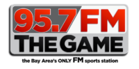 95.7 The Game KGMZ San Francisco 102.9 KBLX 98.5 KFOX KUFX San Jose Oakland Raiders