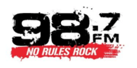 Bubba 98.7 No Rules Rock WBRN-FM Tampa Jeff Zito
