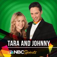 NBC Sports Podcast Radio Tara Lipinski Johnny Weir