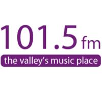 101.5 The Valley's Music Place WVMP Vinton Roanoke 102.5 WBZS Shawsville Blacksburg