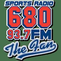 680 93.7 The Fan WCNN Atlanta Braves Radio