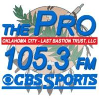 105.3 The Pro KINB Kingfisher Oklahoma City Perry Broadcasting