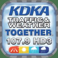 KDKA Traffic Weather 107.9 WDSY HD3 Pittsburgh HD Radio