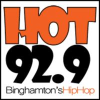 Hot 92.9 Binghamton Hip-Hop WCDW-HD3