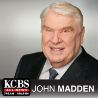 John Madden 740 KCBS 106.9 KFRC San Francisco NFL Radio