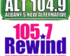 Alt 104.9 WINU Win Rewind Shamrock 105.7 WQSH Albany