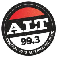 Alt 99.3 Kiss-FM WHKF Harrisburg WLAN-FM FM97