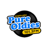 Pure Oldies 101.3 WQPO-HD2 Harrisonburg